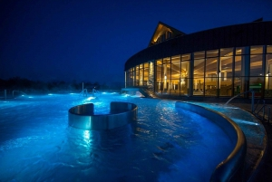Krakow: Thermal Baths Evening Experience
