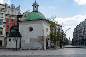 Krakow: Walking Tour in Italian