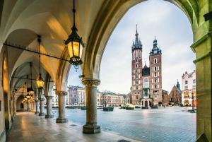Krakow: Walking Tour of Old Town and Kazimierz