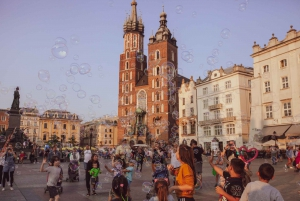 Krakow Walking Tour with Private Guide