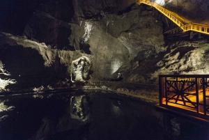 Krakow: Wieliczka Salt Mine Miners Route Tour