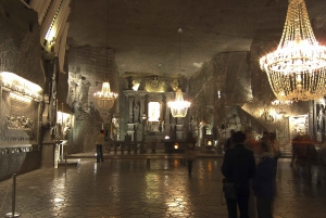 Krakow: Wieliczka Salt Mine Skip-the-Line Ticket & Transfers
