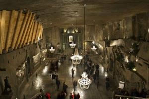 Krakow: Wieliczka Salt Mine Tour