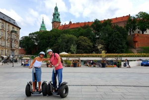 Krakow: X2 Segway Old Town Tour
