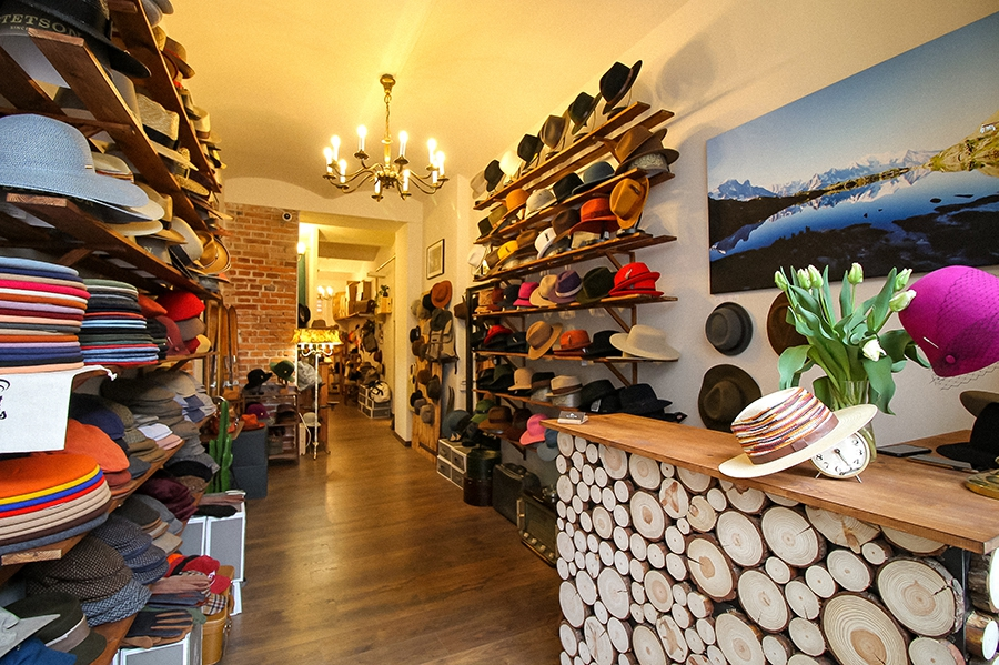 Le Szapo Hat Shop