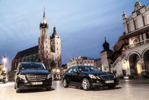 Luxury Car Transfers to/from Balice Airport