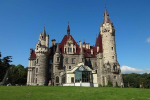 Moszna Castle and Plawniowice Palace Private Tour