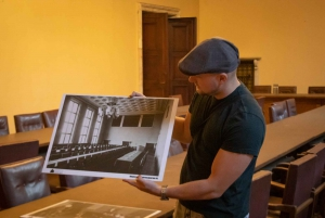 Nowa Huta: Steelworks Administration Buildings/Shelters Tour