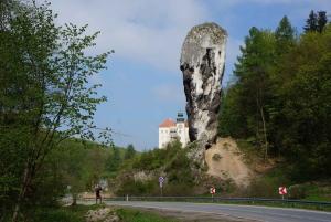 Ojców National Park and Pieskowa Skała Castle From Kraków