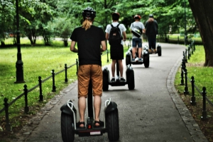 Old Town and Wawel Castle 30-Minute Segway X2 Tour