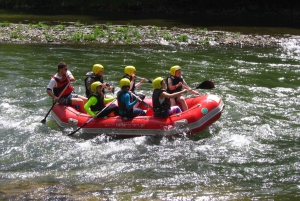 Pieniny Mountains: Hiking and Rafting Tour from Krakow
