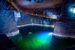 Poland: Wieliczka Salt Mine Guided tour & Wawel Audio Guide