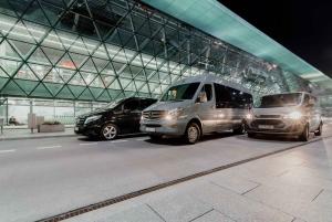 Private John Paul II International Airport Transfers