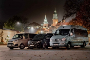 Private Transfer to or from Vienna
