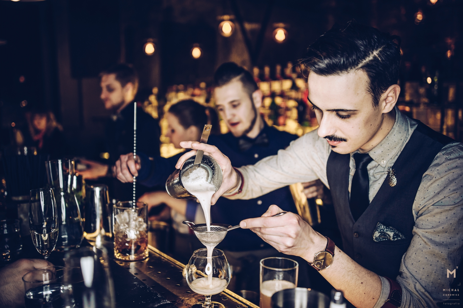 Best 5 Cocktail Bars in Krakow