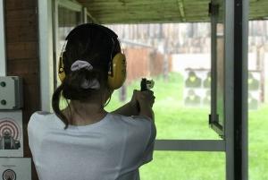 Shooting Range with Door-to-door Transport