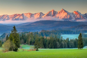Tatra Mountains and Zakopane Full-Day Trip from Krakow