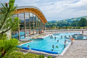 Tatra Mountains Day Trip to Terma Białka Thermal Baths
