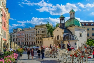 Underground Museum Visit & Old Town Private Tour