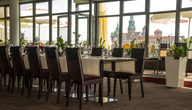 Top 5 Restaurants For a Roof Top View in Krakow