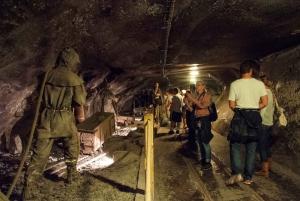 Wieliczka Salt Mine Guided Tour with Hotel Pick-up