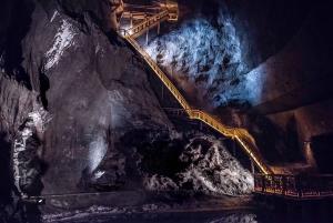 Wieliczka Salt Mine Tour Including Hotel Pick-Up