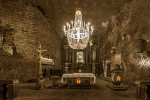 Wieliczka Salt Mine Tour