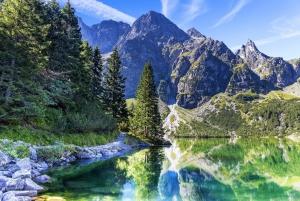 Zakopane: Tatra Mountains Full Day Tour from Krakow
