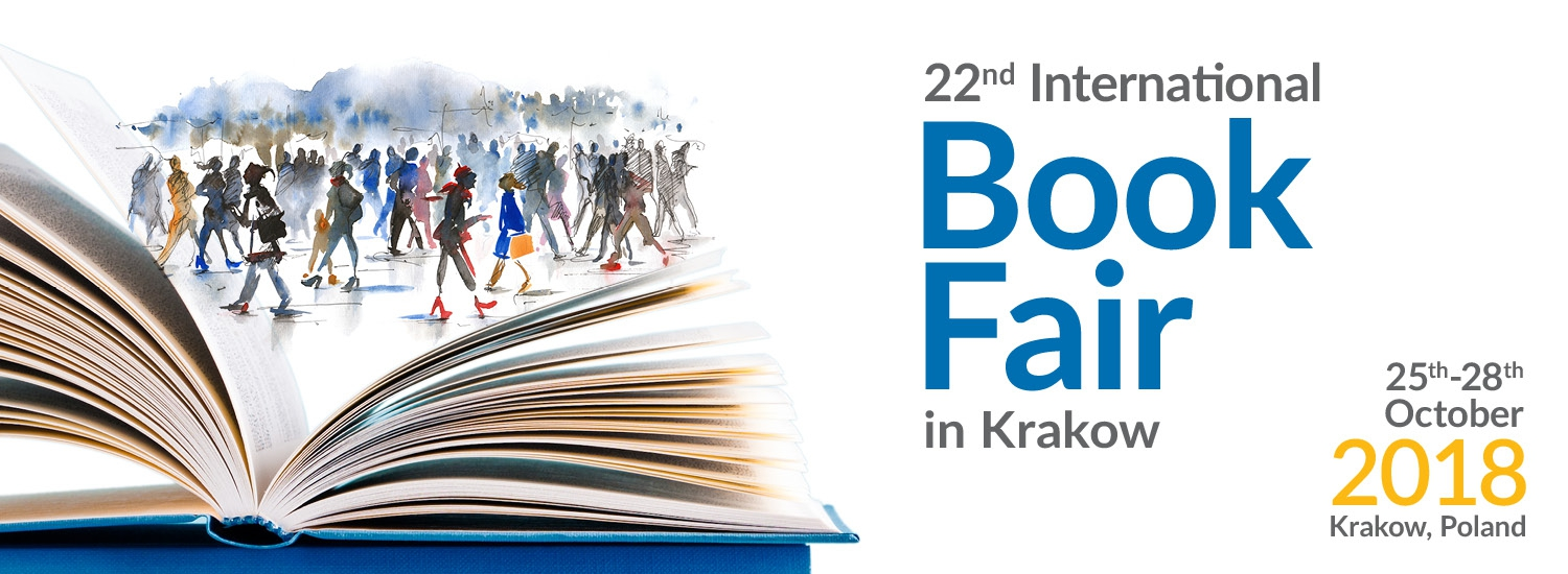 22th International Book Fair in Krakow