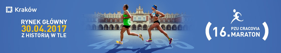 Cracovia Marathon 2016