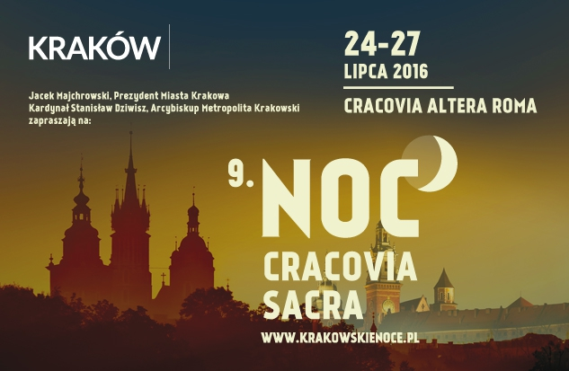 Cracovia Sacra Night