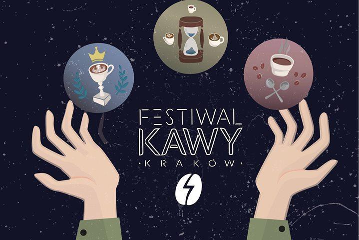Festiwal Kawy Kraków 7-8.04.2018