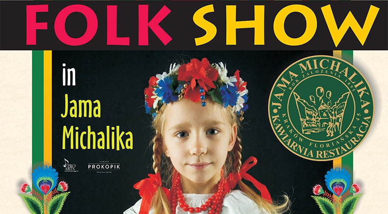 Folk Show at Jama Michalika