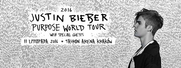 Justin Bieber @Kraków, Poland