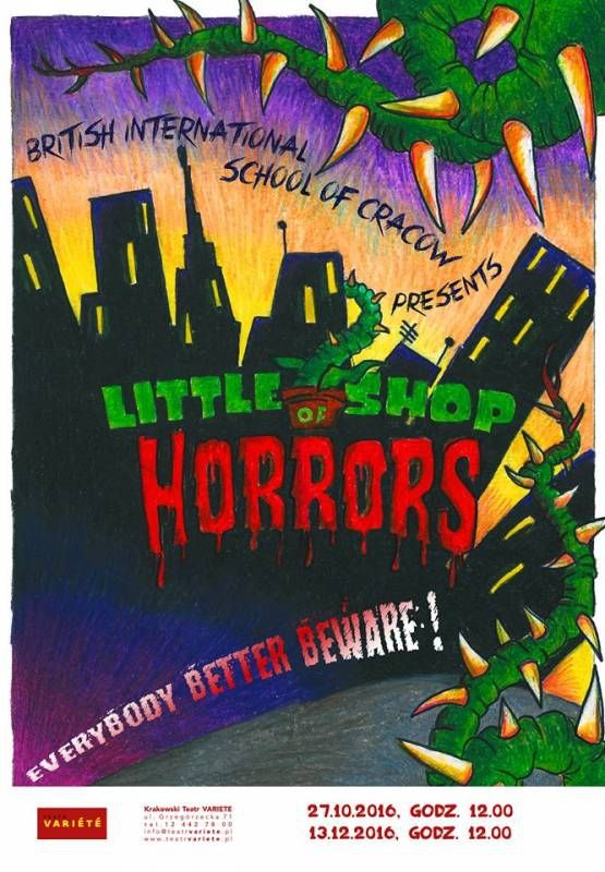 Little Shop of Horrors 19:00