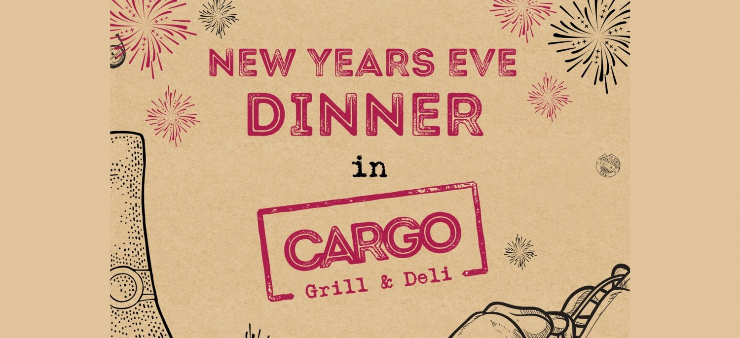 New Year`s Eve Dinner in Cargo
