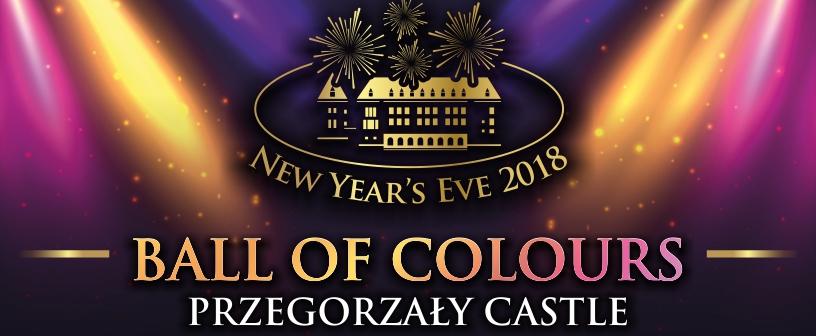 New Year's Eve  in Przegorzały Castle