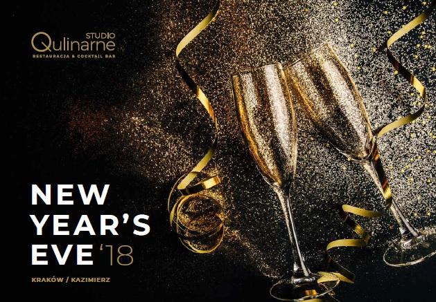 New Year`s Eve in Studio Qulinarne