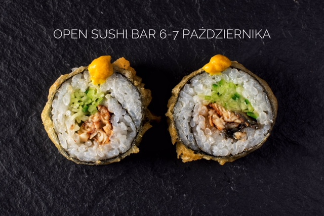 Open Sushi Bar in Musso Sushi