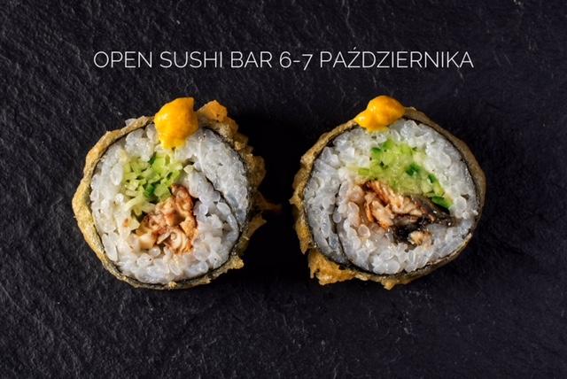Open Sushi Bar in Musso Sushi
