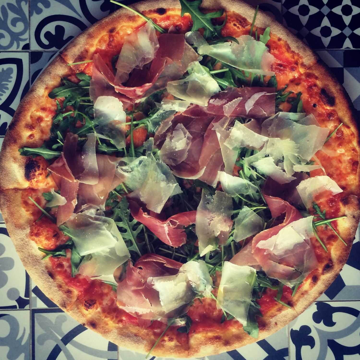 PIZZA WEDNESDAYS IN MUSSO SUSHI