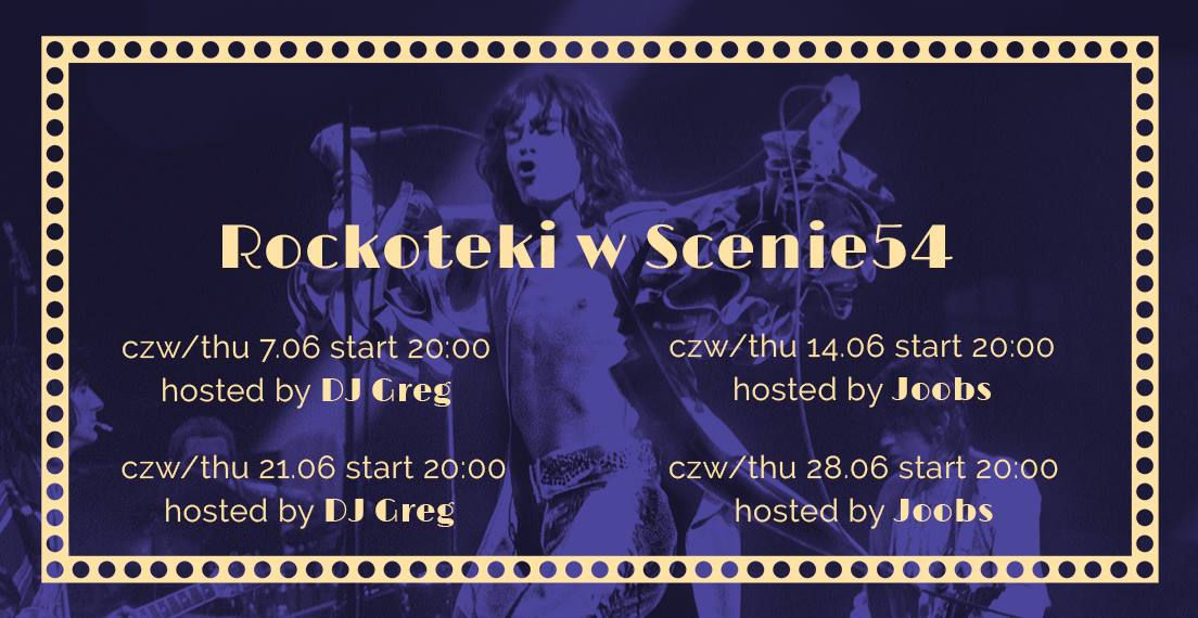 Rockoteka in Scena54 Club
