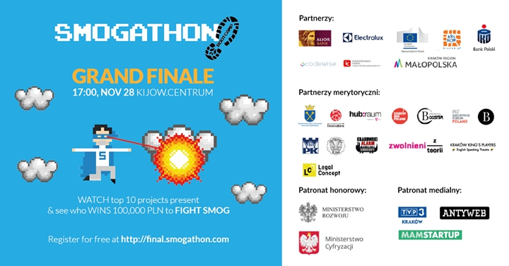 Smogathon Bootcamp Grand Finale