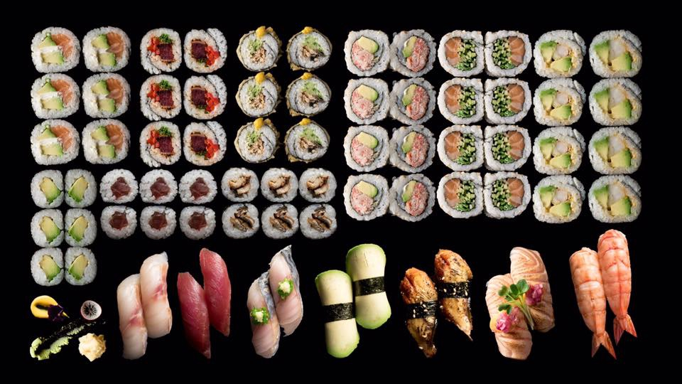 Sushi workshops at Musso Sushi