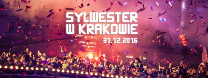 Sylwester w Krakowie 2016