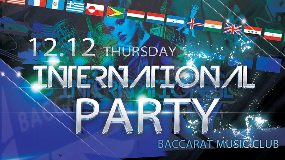 ★Thursday International★ @Baccarat | Promotions with Kakao Card
