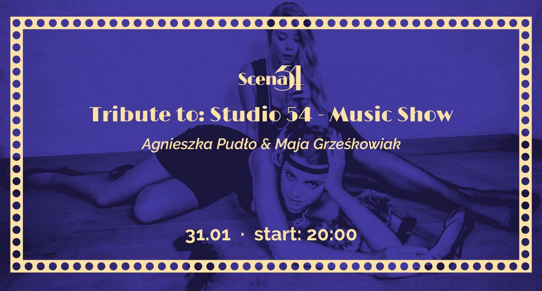 Tribute to: Studio 54 Show