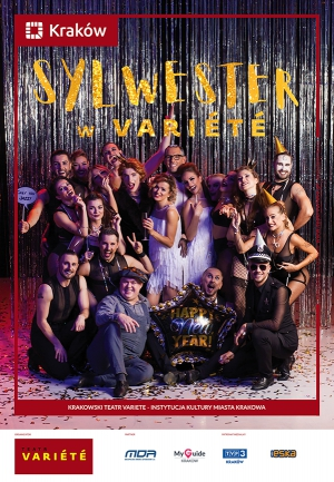 Chicago Musical on New Year`s Eve in Variete Theatre