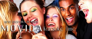 International Karaoke in Movida