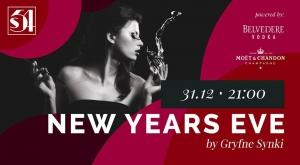 New Year`s Eve in Scena 54